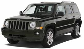 Jeep Patriot 2.4 AT Limited